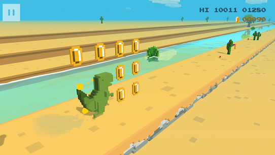 Dino 3D от Хауди Хо MOD APK (Unlimited Money) 8