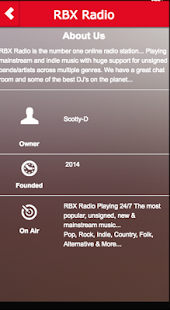 RBX Radio- screenshot thumbnail