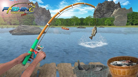 Real Fishing Simulator 2018 – Wild Fishing 1