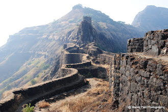 Photo: Fortification on Suvela Machi