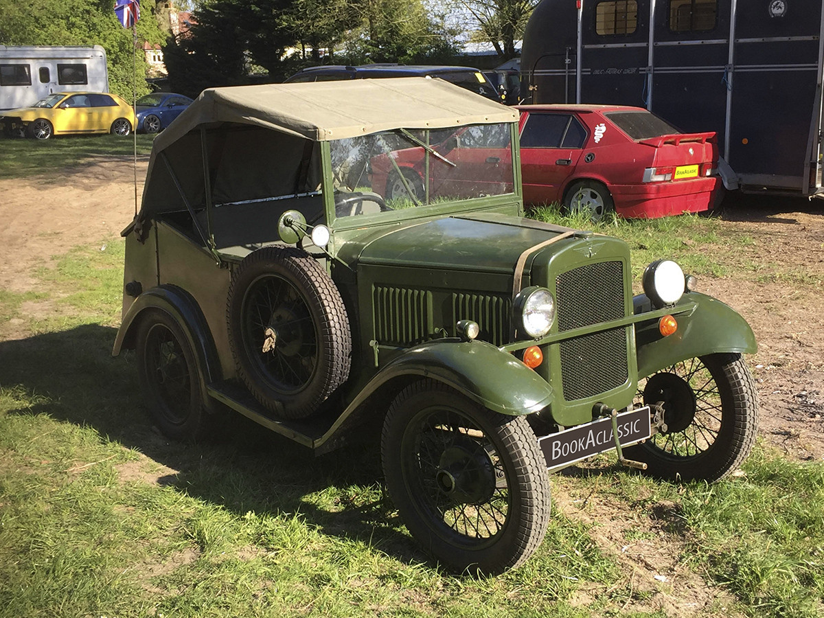 Austin Seven Severn Hire Chelmsford