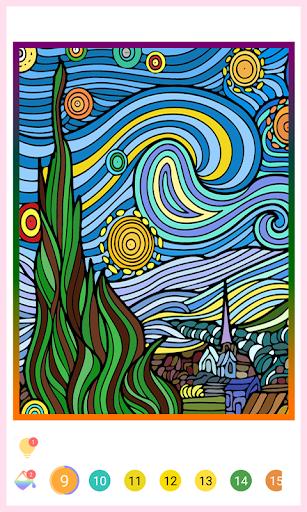 Color Painting screenshot 5