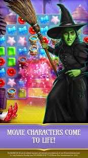 The Wizard of Oz Magic Match mod apk