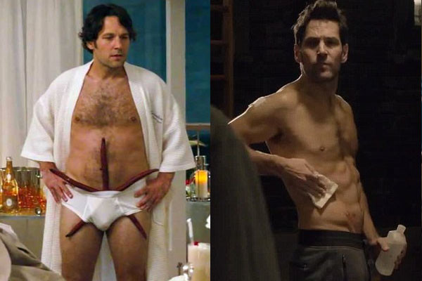 Paul Rudd – Ant-Man