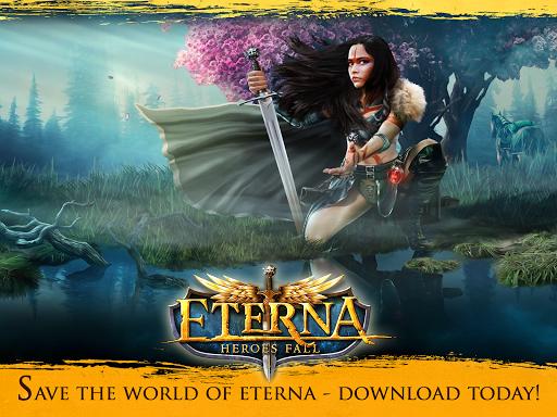 Eterna: Heroes Fall - Deep RPG 1.146 screenshots 12