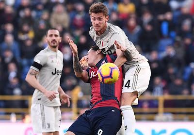 Daniele Rugani gaat AS Roma versterken