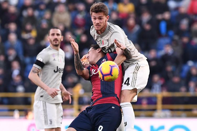 Un joueur de la Juventus en passe de rejoindre Arsenal