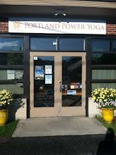 Photo: Portland Power Yoga in Portland, ME