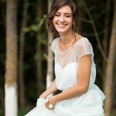 Wedding photographer Evgeniy Gerasimov (Scharfsinn). Photo of 01.12.2016