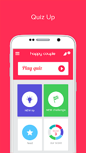 Happy Couple - love quiz- screenshot thumbnail