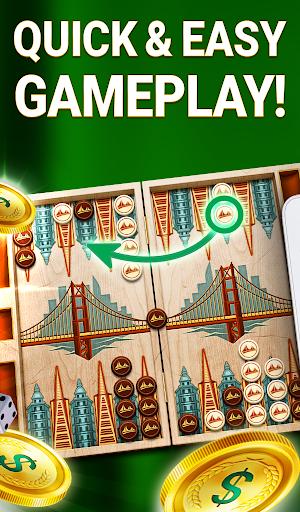 Backgammon Live - Free Online Board Game  screenshots 16