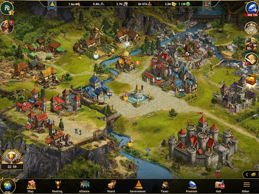 Imperia Online - Medieval empire war strategy MMO filehippodl screenshot 10