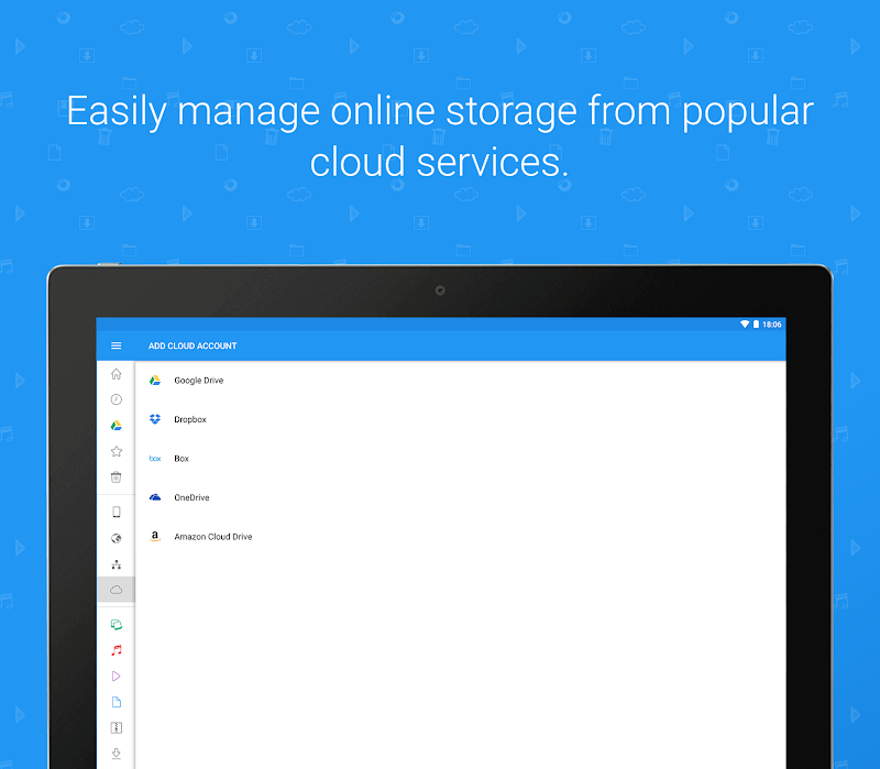 File Commander - Manager, Explorer and FREE Drive Screenshot 12