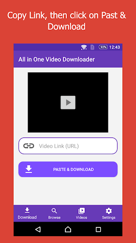 Download All In One Video Downloader APK latest version App