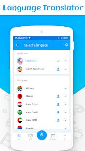 Translate all-Language translator,Speech translate - náhled