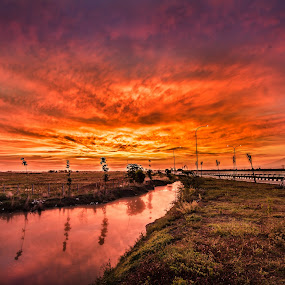 by Wiyanto Wiyanto - Landscapes Sunsets & Sunrises