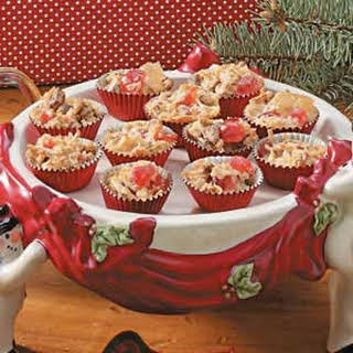 Coconut Fruitcake Cookies.