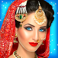Royal Indian Arranged Wedding Fashion Salon