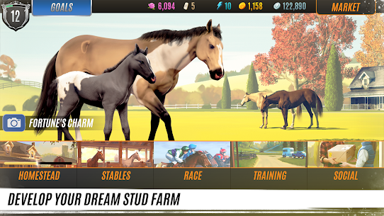 Rival Stars Horse Racing Mod Apk 1.7 (Unlimited Gold) 1