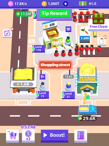 Idle Bazaar 1.2.8 screenshots 6