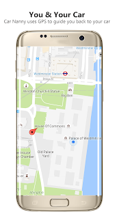 Car Nanny - 'Find My Car'- screenshot thumbnail