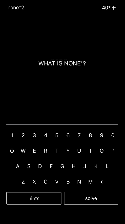 none*2- screenshot