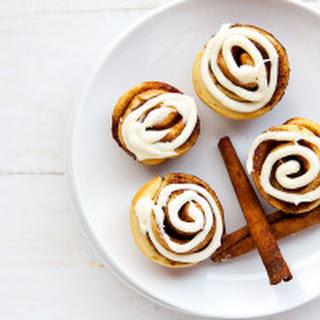 Mini Cinnamon Rolls Recipe