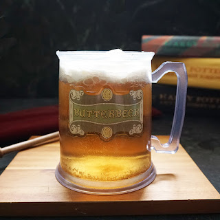 Harry Potter-inspired butterbeer.