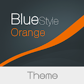 Blue Style -  Orange Theme