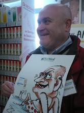 Photo: www.caricaturas-ao-vivo.com CESARINA SILVA.  Encomendas e ANIMAÇÃO em todo tipo de eventos.  Ofertas originais, brindes de casamento, Natal,etc.