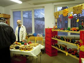 Photo: Jarmark na Odborném učilišti ve Cvrčovicích