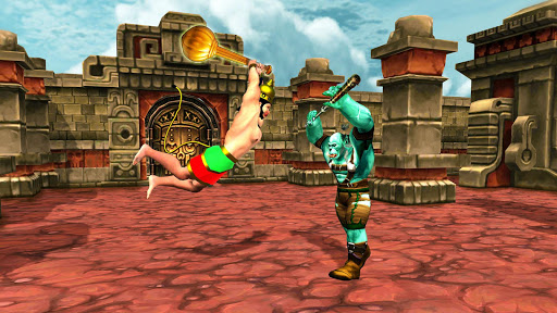 Hanuman VS Ravana Sena Fighting War : Indian Games 1.8 screenshots 2