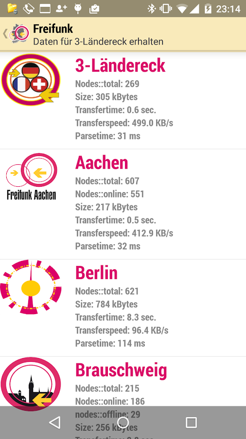 freifunk- screenshot