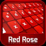 GO Keyboard Red Rose 3.1 Apk