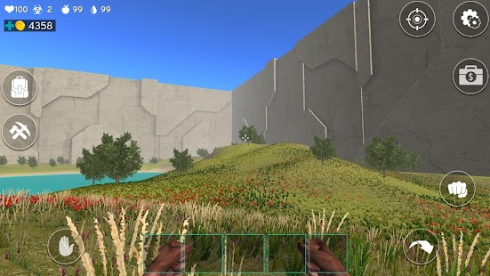 Last Planet : Survivaland Craft Screenshot