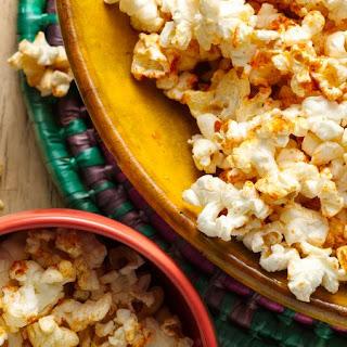 Taco Seasoned Popcorn.