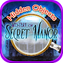 Hidden Objects Secret Manor icon