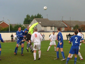 Photo: 16/10/04 v Alfreton Town (FAC 3Q) 2-3 - contributed by Martin Wray