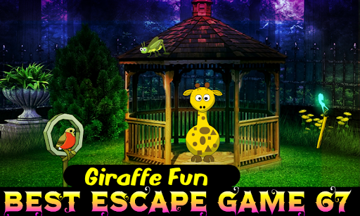 Best Escape 67-Giraffe Fun