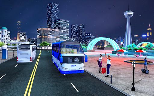 Code Triche Modern City Bus Driving Simulator | New Games 2020 mod apk screenshots 1