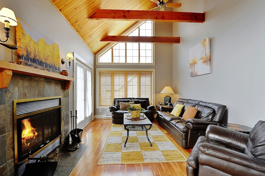 Cottages for rent for 10 people in Quebec #14