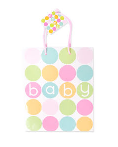 Babyshower, kasse