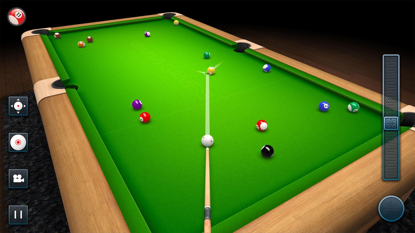 3d pool game free android apps on google play. Black Bedroom Furniture Sets. Home Design Ideas