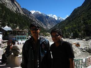 Photo: Dr. Arnod Chowdhury & Rakesh Halder.