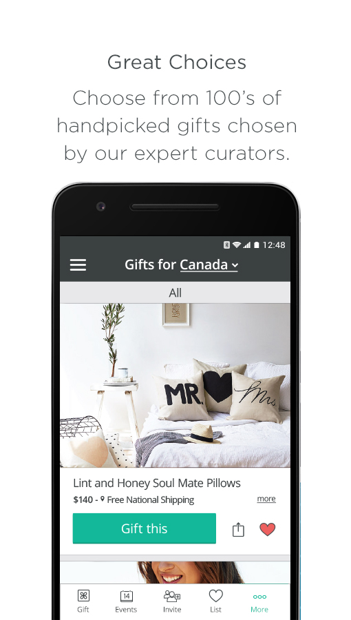 Giftagram: Your Gift Concierge- screenshot