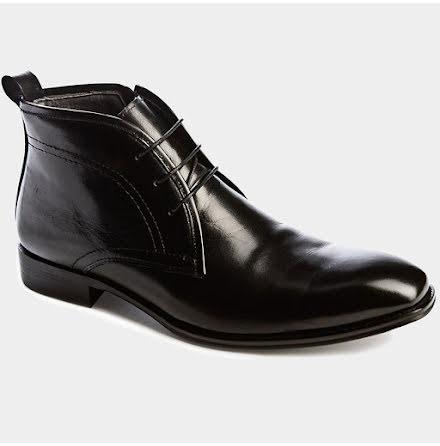 Dahlin Hudson boots svart