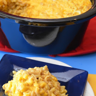 Crock-Pot Mac & Cheese