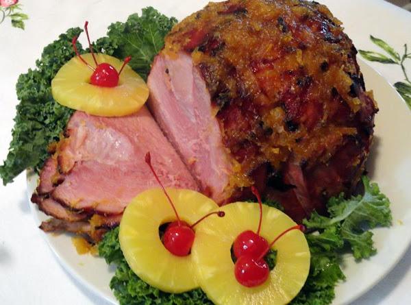 Glazed Ham Recipe