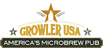 Logo for Growler USA - Eugene