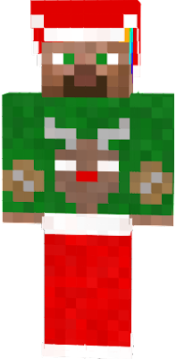 a cristmash version of eki salami